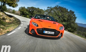 Prueba Aston Martin DBS Superleggera Volante, deportividad a medida