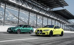 Prueba BMW M3 Competition y M4 Competition Coupé, de pura raza