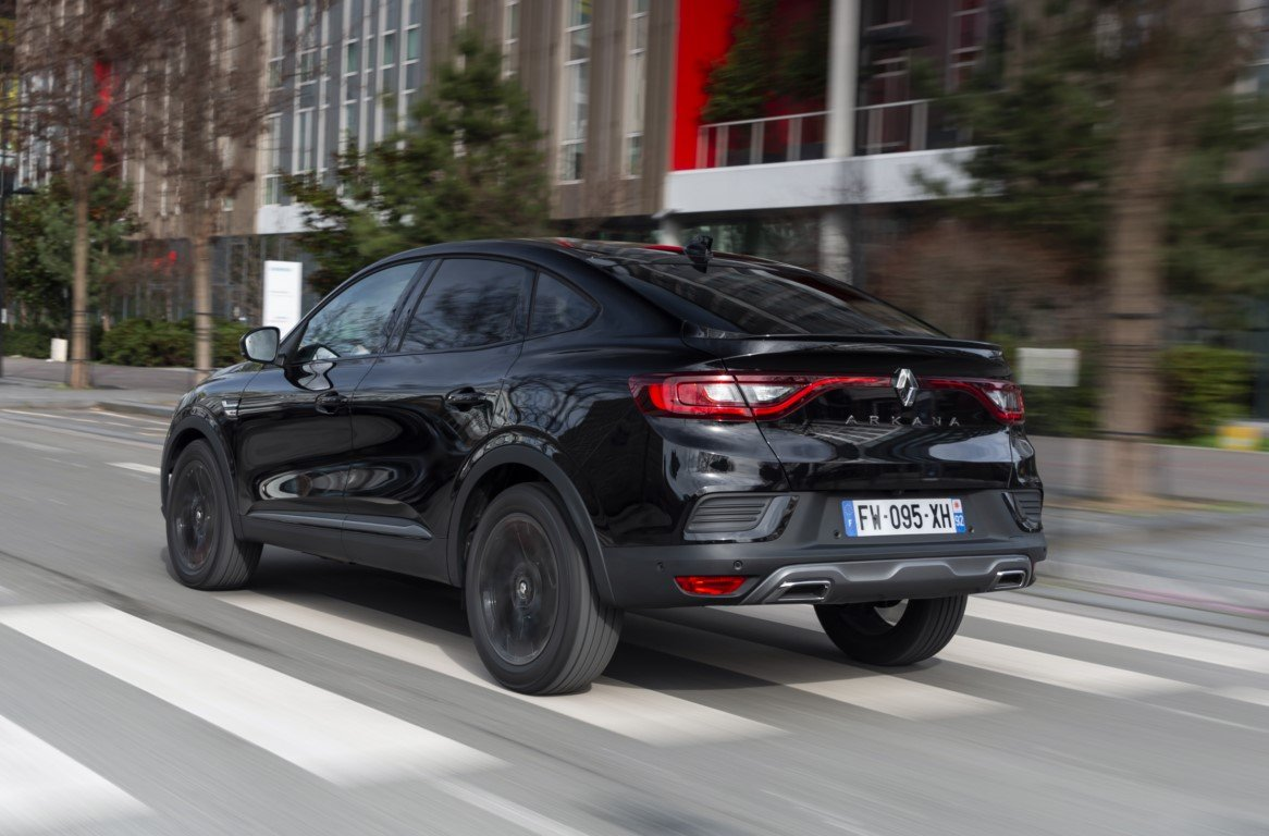 Foto Renault Arkana - exterior