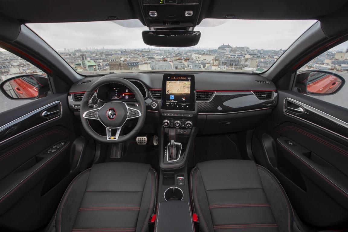 Foto Renault Arkana - interior