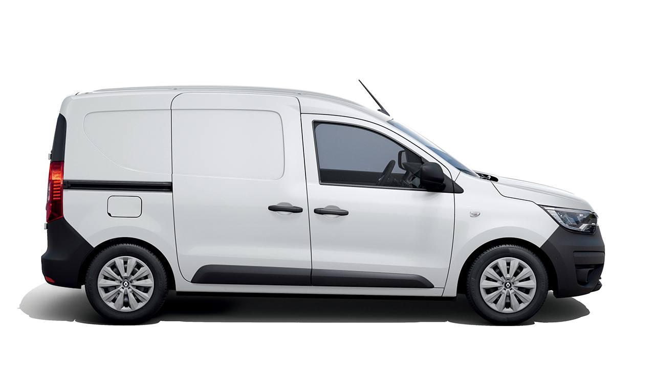 Renault Express Furgón 2021 - lateral