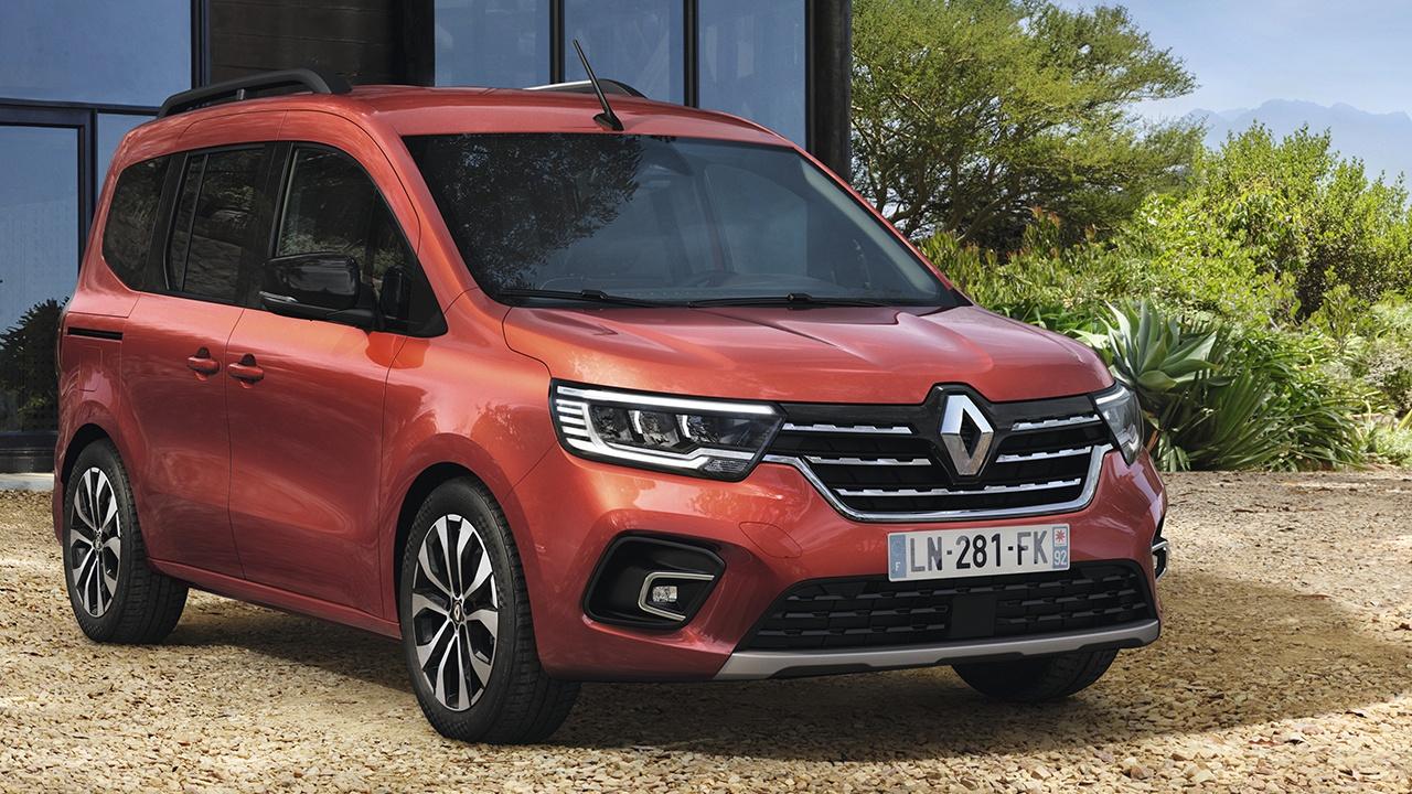 Renault Kangoo Combi 2021, polivalencia para el mundo familiar y laboral