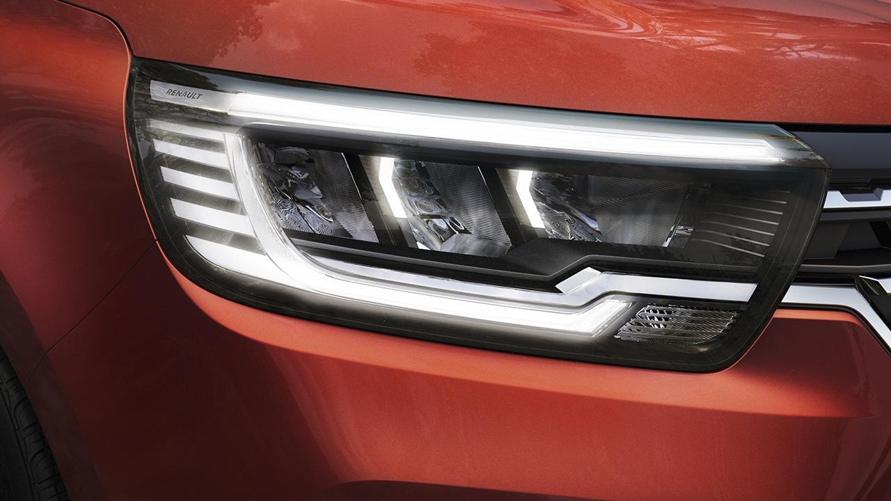 Renault Kangoo Combi 2021 - faro