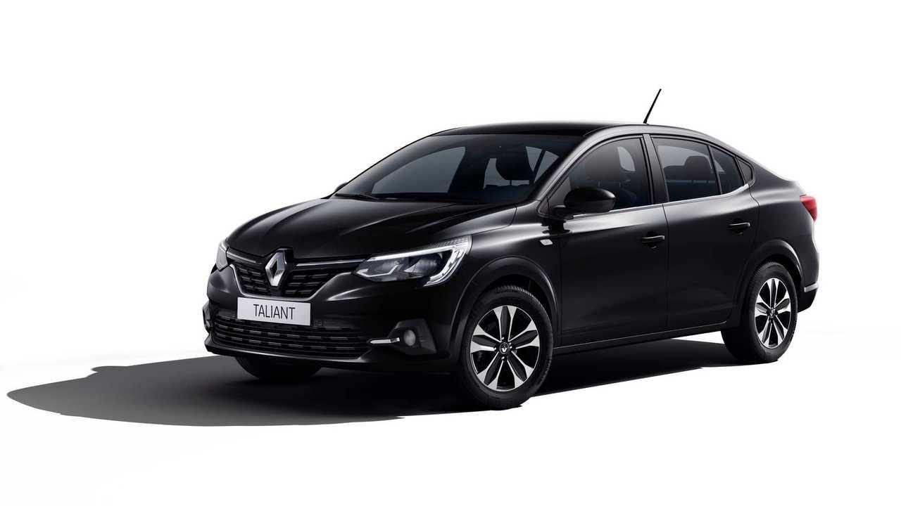 El Dacia Logan se convierte en el Renault Taliant para sustituir al Renault Symbol