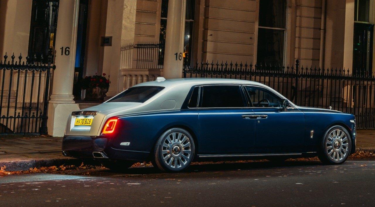 Foto Rolls-Royce Phantom Privacy Suite - exterior