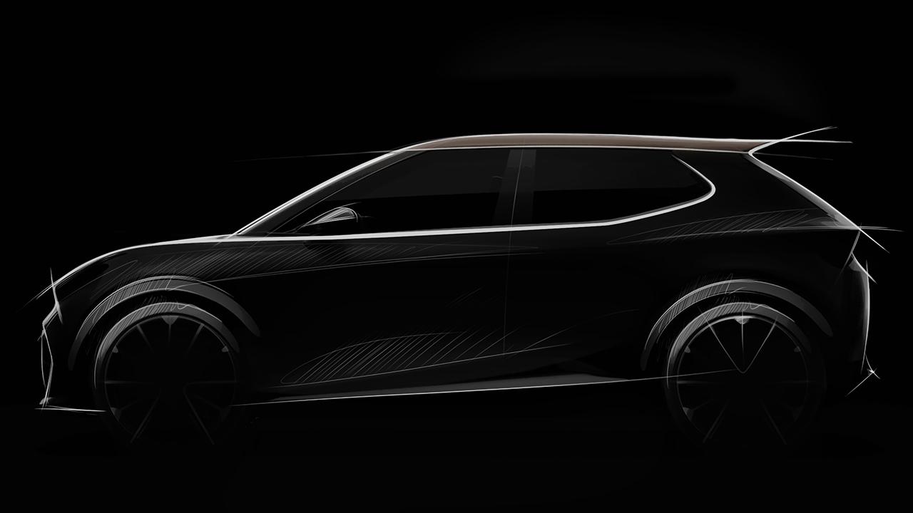 SEAT anuncia el lanzamiento de un nuevo coche eléctrico en 2025