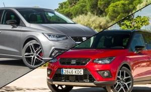 SEAT confirma la llegada de los nuevos Ibiza y Arona en 2021