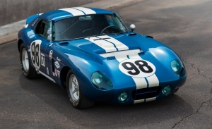 A la venta el único Shelby Cobra Daytona perteneciente a Carroll Shelby