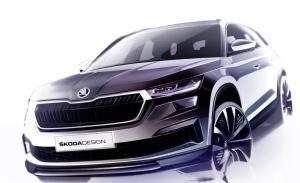 Tres teasers anuncia la presentación del Skoda Kodiaq Facelift 2021