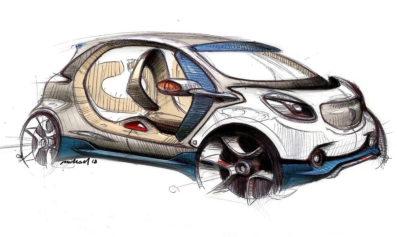 El prototipo del SUV eléctrico de smart y Geely ya tiene fecha de presentación