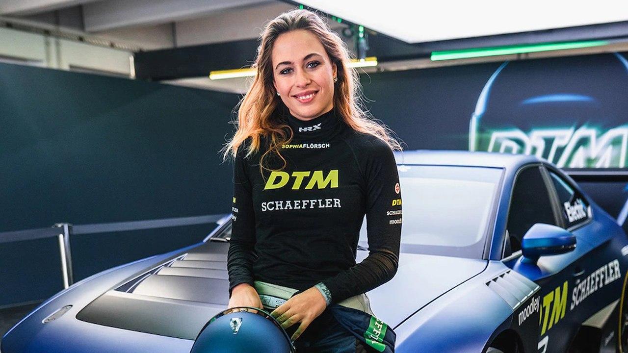 Sophia Flörsch está cerca de fichar por Abt para disputar el DTM
