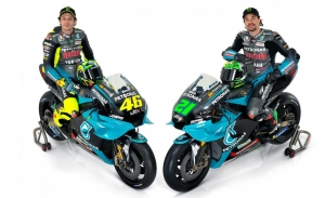 SRT Yamaha, nuevo hogar de Valentino Rossi, presenta su proyecto