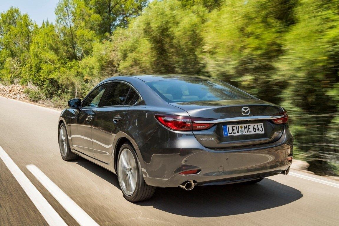 El Mazda6 2021 dice adiós al diésel, y da la bienvenida a la edición especial Homura