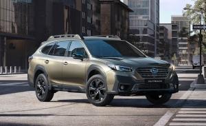 La sexta generación del Subaru Outback se pondrá a la venta en mayo, en Alemania