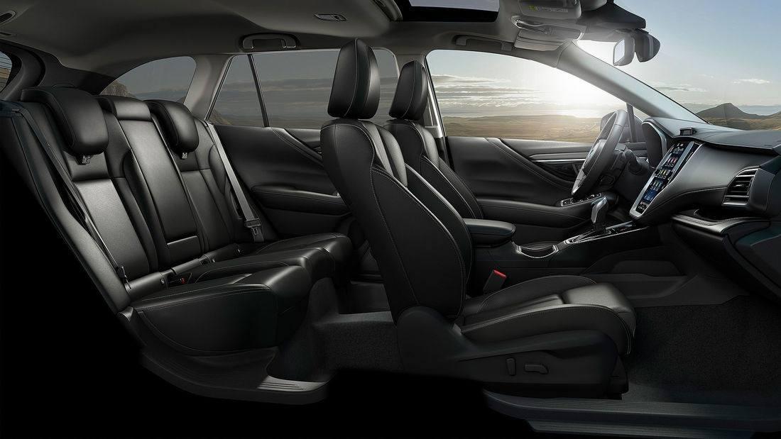 Foto Subaru Outback 2021 - interior