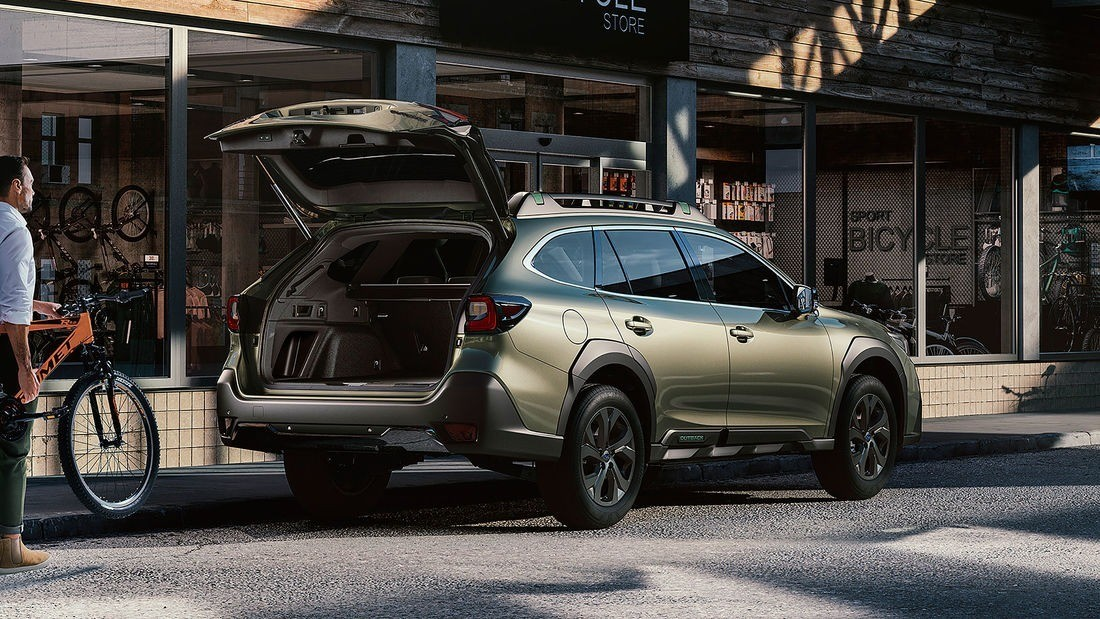 Foto Subaru Outback 2021 - exterior