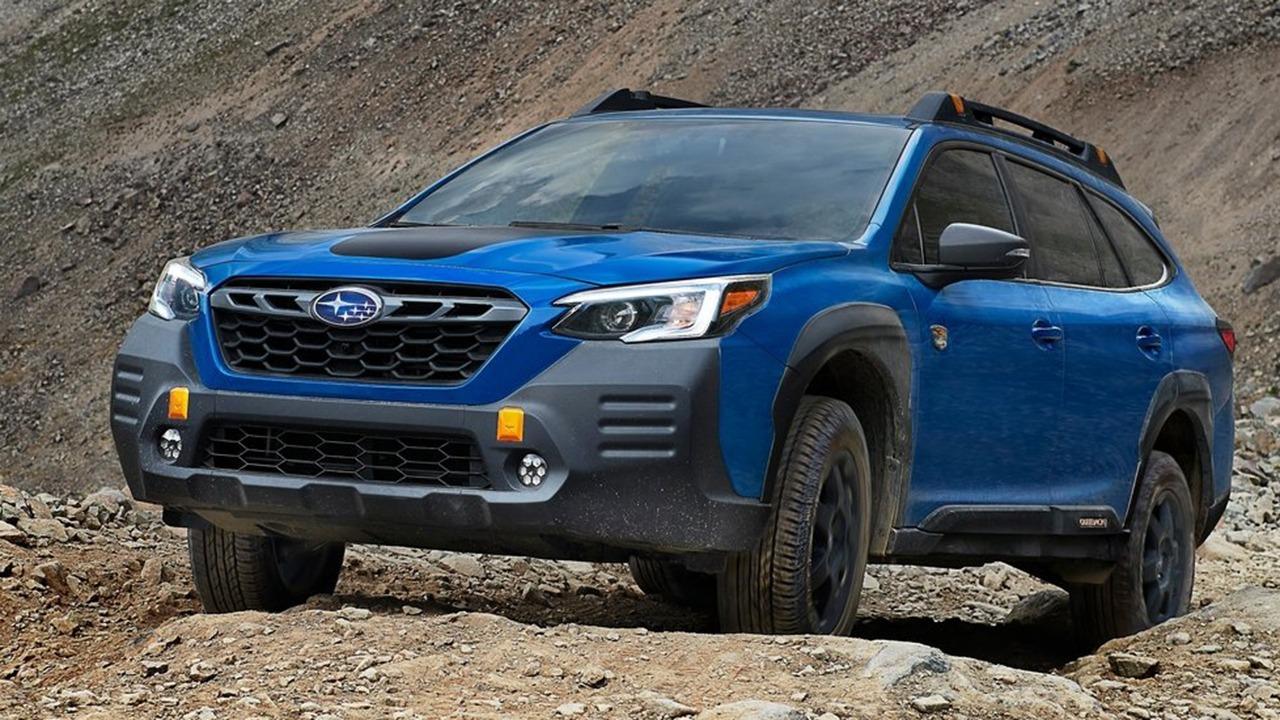 Subaru Outback Wilderness 2021, la opción más capaz lejos del asfalto