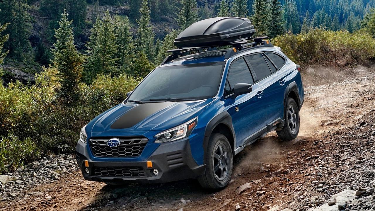 Subaru Outback Wilderness 2021