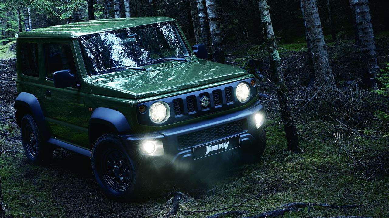 La gama del nuevo Suzuki Jimny Pro al detalle: equipamiento, motor y precios