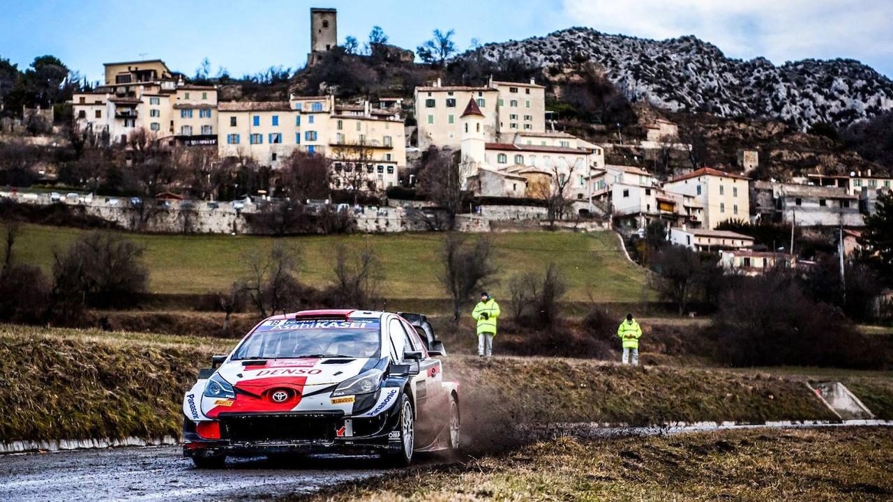 Takamoto Katsuta, «feliz y frustrado» con su inicio de año en el WRC