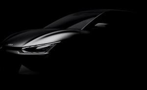 Primeros teasers del nuevo KIA EV6, el crossover eléctrico coreano ya tiene nombre