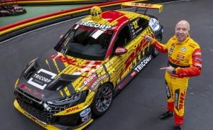 Tom Coronel repite en el WTCR con el tercer Audi de Comtoyou Racing
