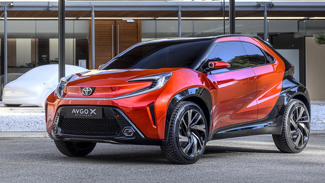 Toyota Aygo X Prologue, vislumbrando el futuro del urbanita japonés