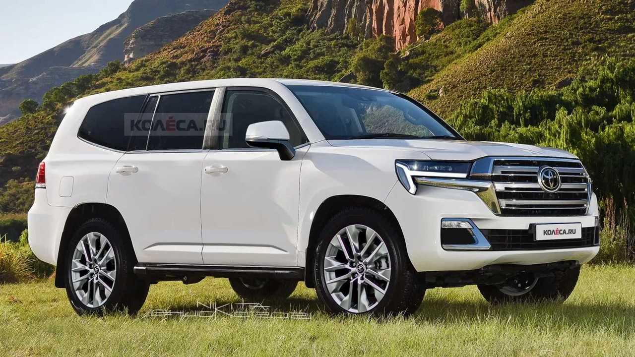 Así será el Toyota Land Cruiser 300 según sus últimas filtraciones