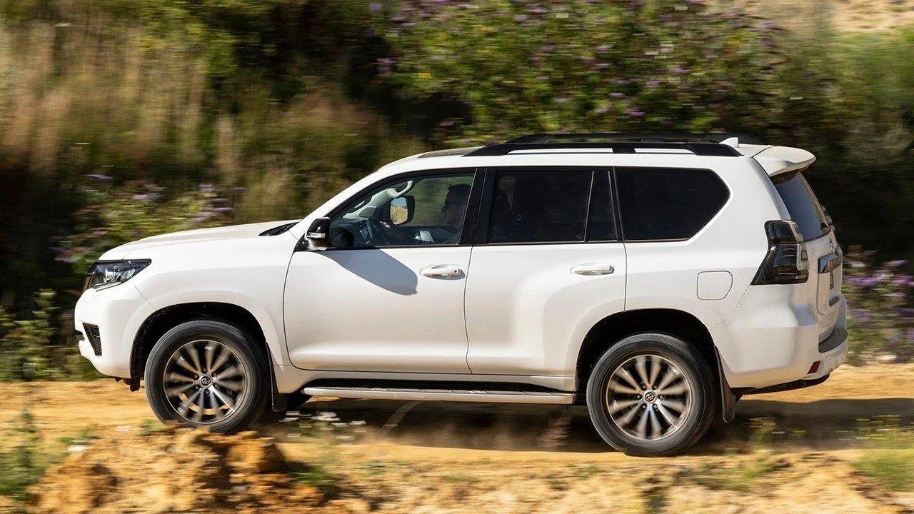 Los primeros datos del futuro Toyota Land Cruiser 2023 aparecen en la red