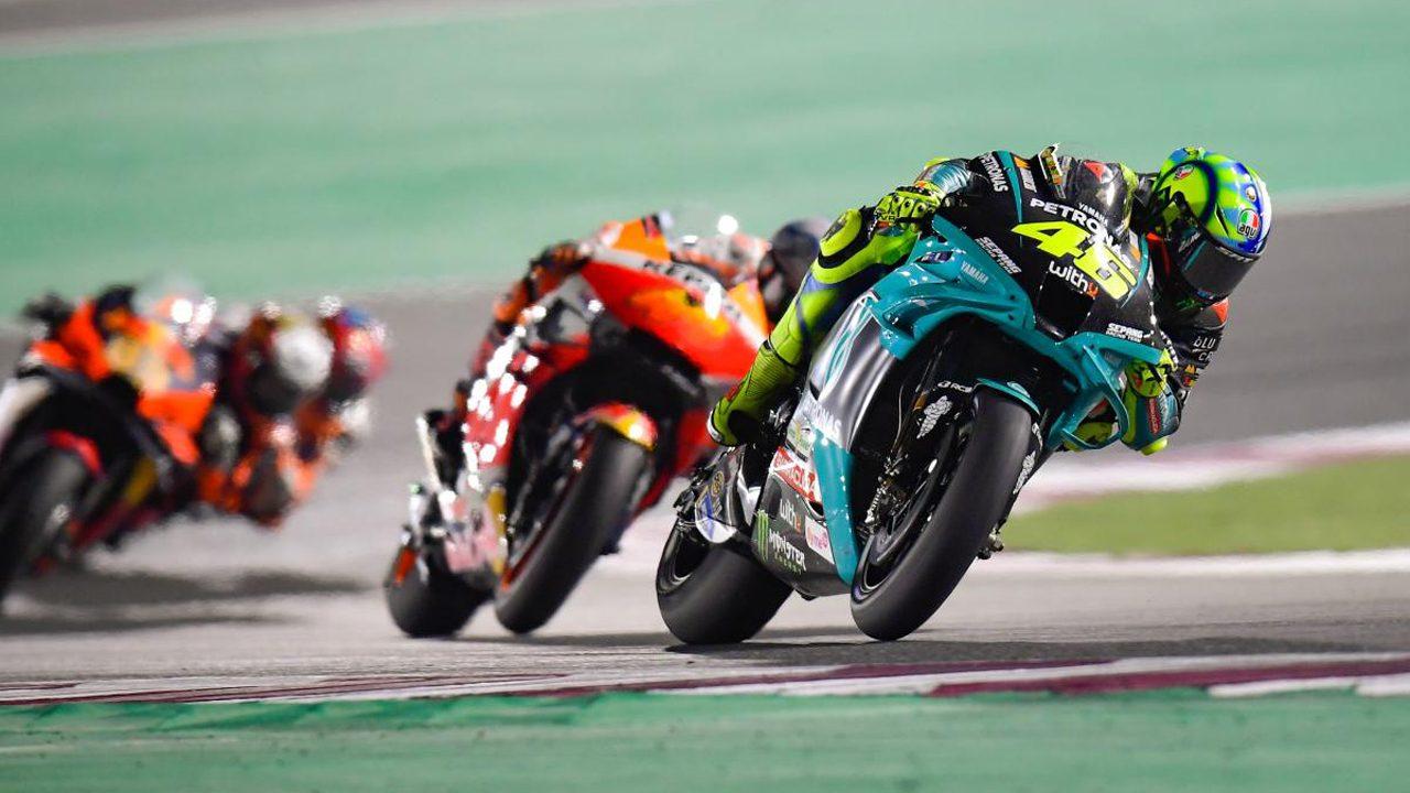 Valentino Rossi: «Esperábamos tener menos problemas en carrera»