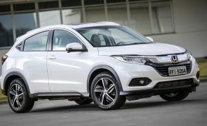 Brasil - Febrero 2021: El Honda HR-V a las puertas del Top 10