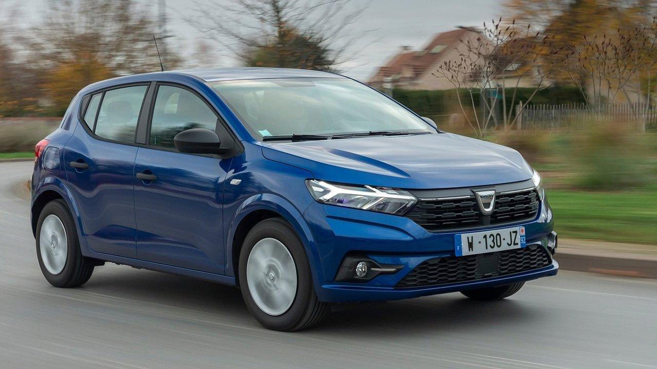 El nuevo Dacia Sandero impulsa las ventas de coches de GLP en Francia
