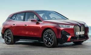 Las versiones xDrive40 y xDrive50 del BMW iX, el nuevo SUV eléctrico, al detalle