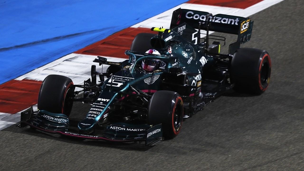 Vettel, de mal en peor: debut aciago con Aston Martin, plagado de sanciones
