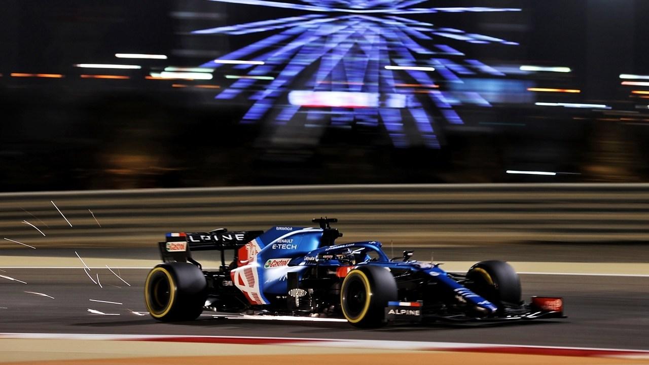 Así fue la primera salida de Alonso en su retorno a la F1: «Esto me gusta muchísimo»