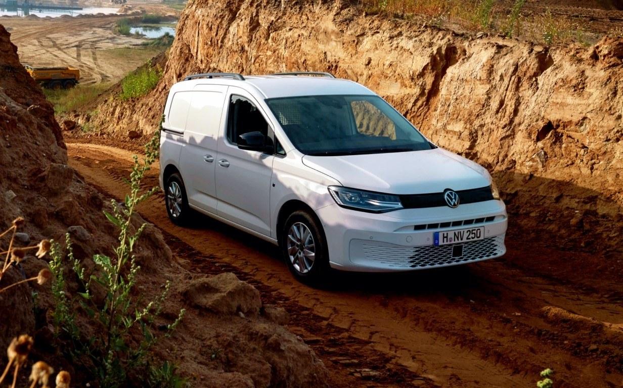 Foto Volkswagen Caddy 4Motion - exterior