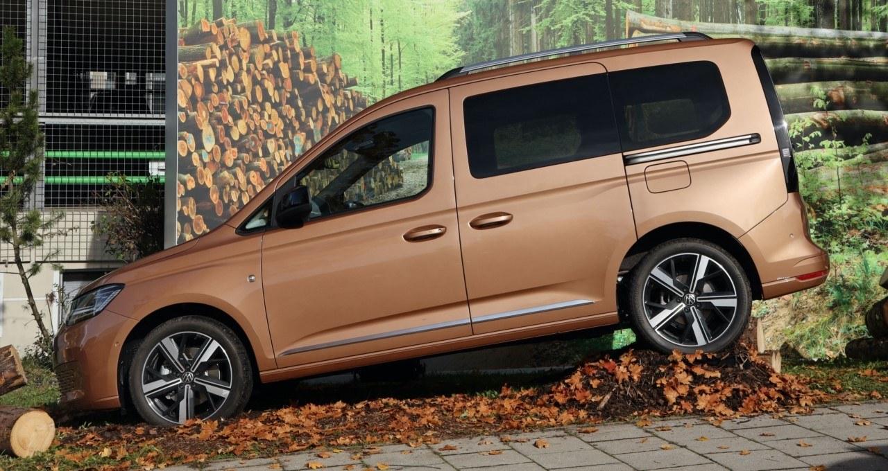 Foto Volkswagen Caddy Kombi 4Motion - exterior
