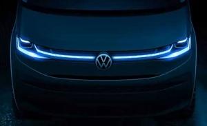Segundo teaser del nuevo Volkswagen Multivan 2021, el debut cada vez más cerca