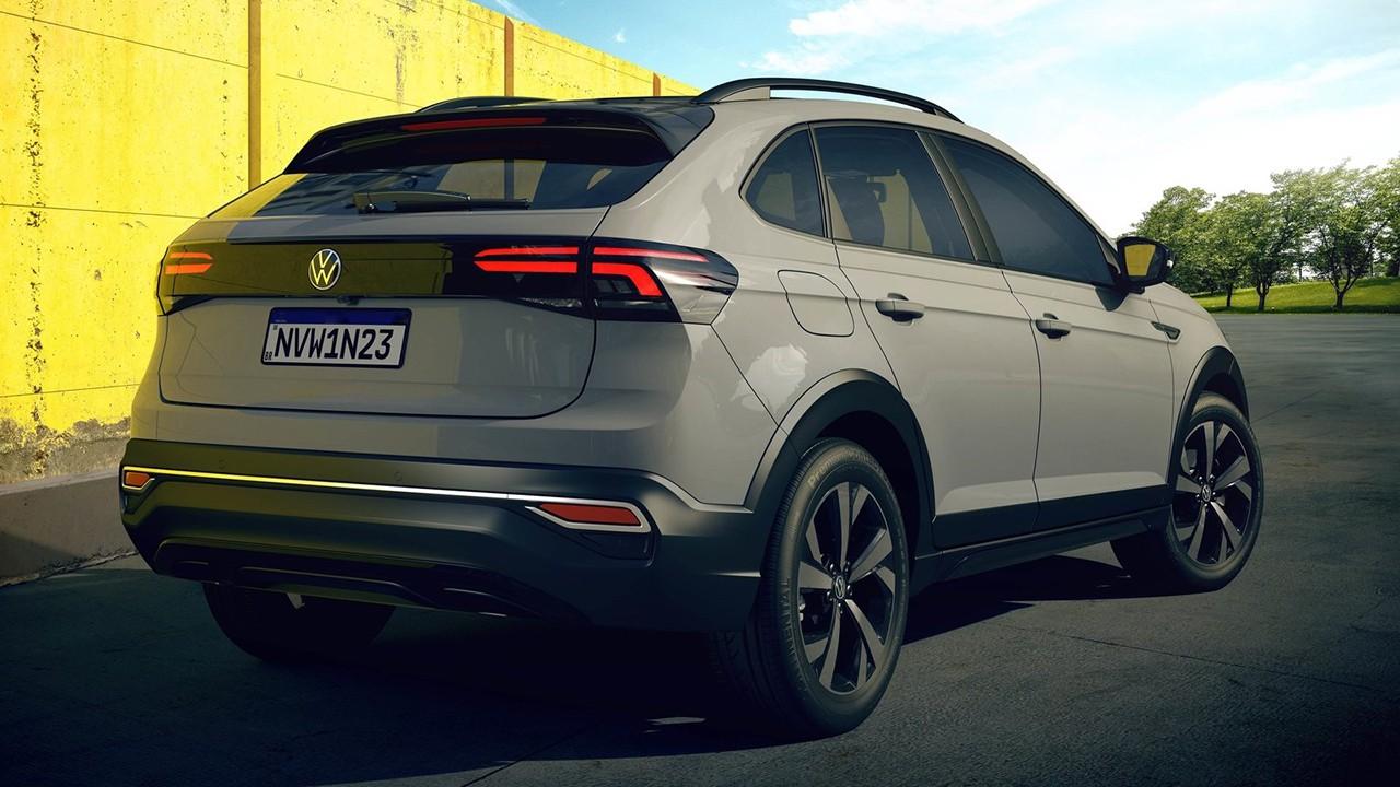 Volkswagen Taigo - exterior