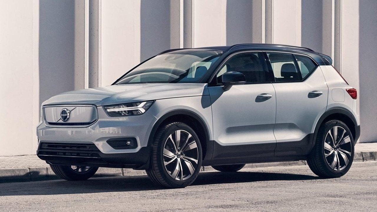 Volvo acelera su expansión global y lanzará cuatro nuevos modelos en la India