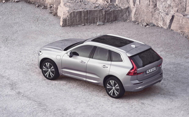 Foto Volvo XC60 2021 - exterior