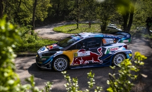 Adrien Fourmaux volverá a pilotar el Ford Fiesta WRC en Portugal