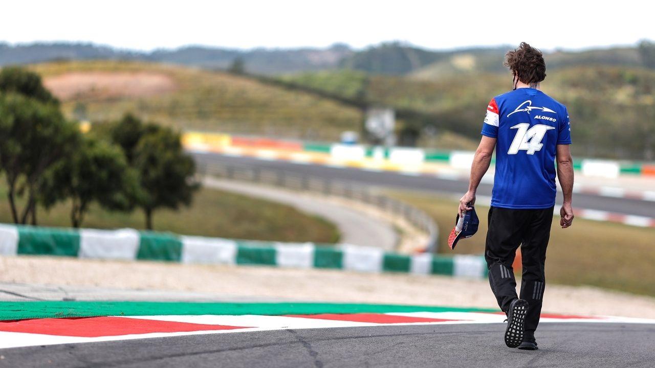 El Alonso más autocrítico: «Llevará tiempo, pero mientras intentaré no decepcionar»
