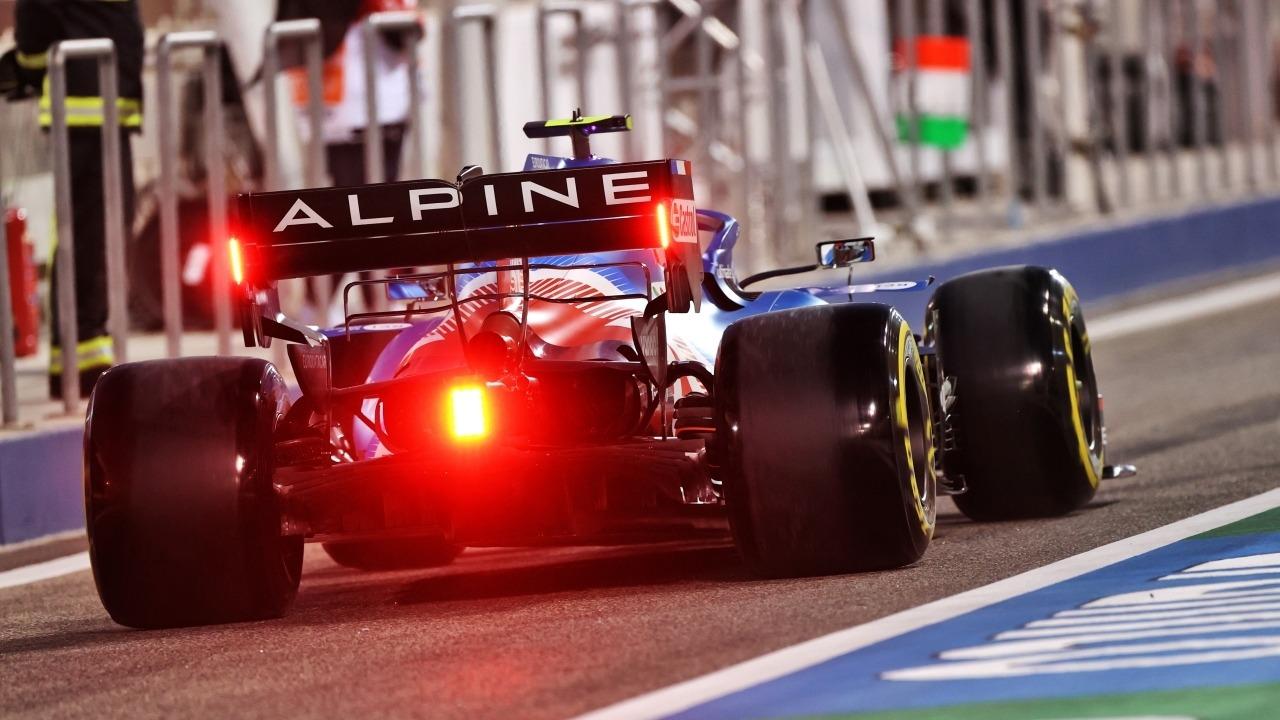 Fernando Alonso le pone nota al motor Renault de Alpine F1