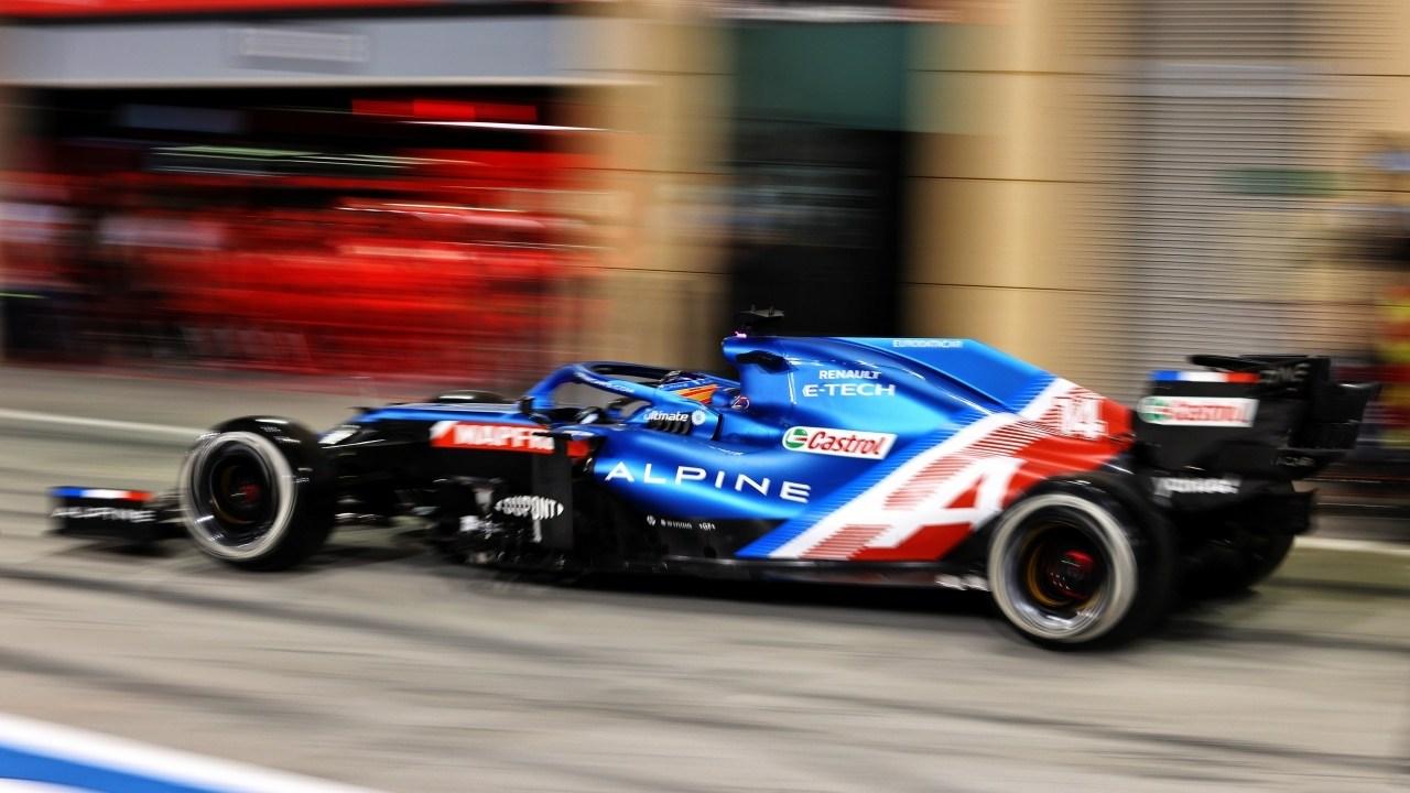 Alpine F1 prepara una actualización aerodinámica para Imola