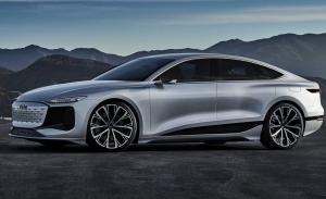 Audi A6 e-tron concept, la antesala de un nuevo coche eléctrico de lujo