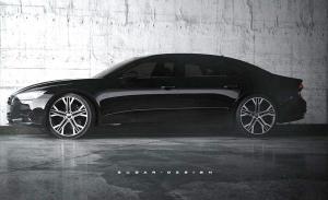 Así será el nuevo Audi A7 L Sedán que solo van a disfrutar los chinos