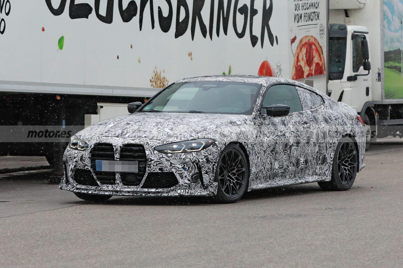 BMW ya está desarrollando una versión aligerada y potenciada del M4