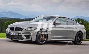 No habrá un BMW M4 Gran Coupé, su hueco está cubierto con los M3 y el i4 M