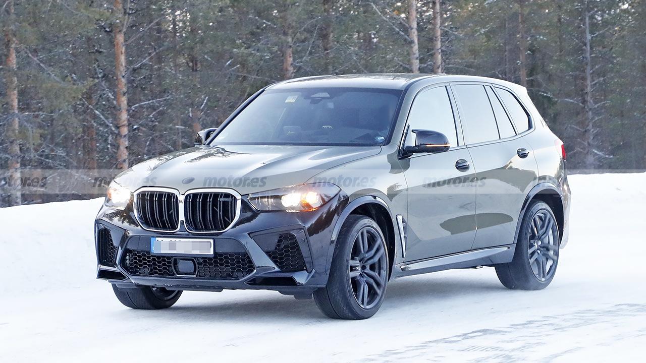 El futuro BMW X5 M 2023 apostará por la digitalización